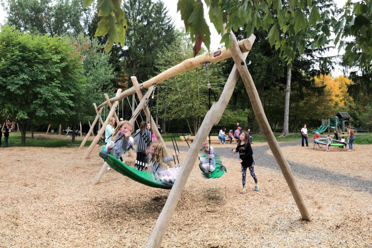 Annie's Field of Dreams at McCahill Park