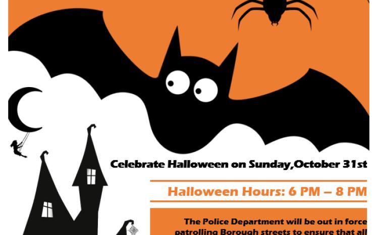 Halloween 2021 Flyer